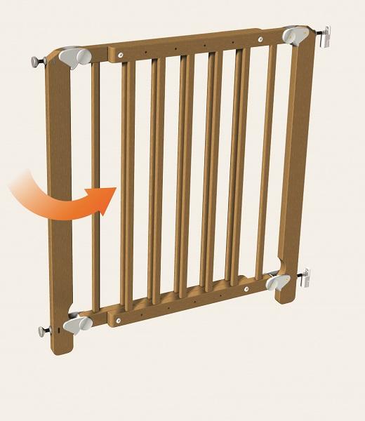 Сделать своими руками детские ворота безопасности для лестниц